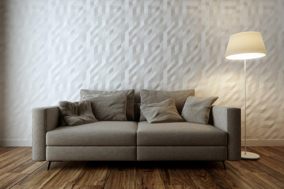 Lovely 3D Tiles System Decorative Panels