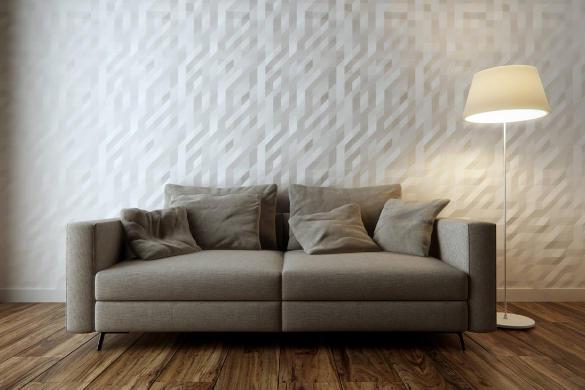 Origami studio zidni panel