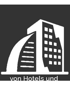 Von hotels und Einkaufshausern