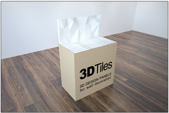 Who covers the cost of 3D wall panels damaged during transport?