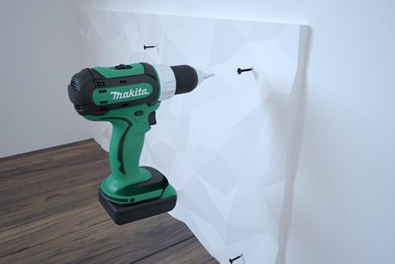 Cijena instalacije 3D zidnih panela i bojanja panela?