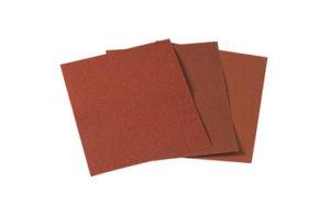 Brusni papir za glačanje zidnih panela