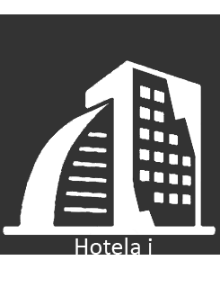 Ikonica hotela i trgovačkog centra