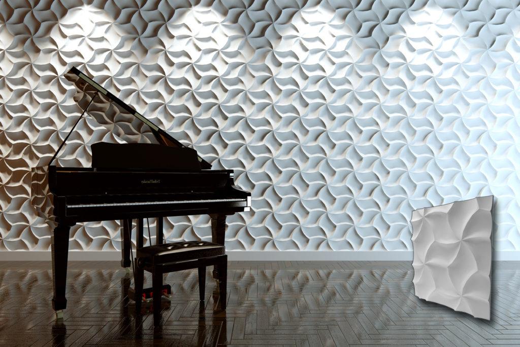Zidni paneli u obliku zvijezda
