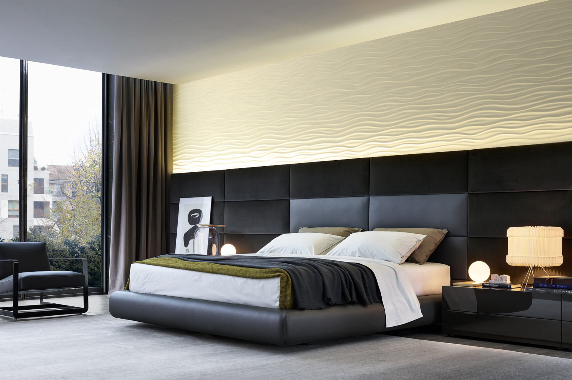 What is the price of 3D wall panels?
