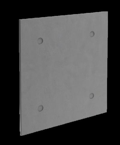 Zidni betonski panel sa rupama